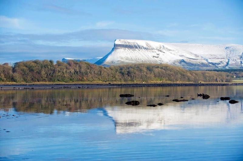 Ben Bulben in winter