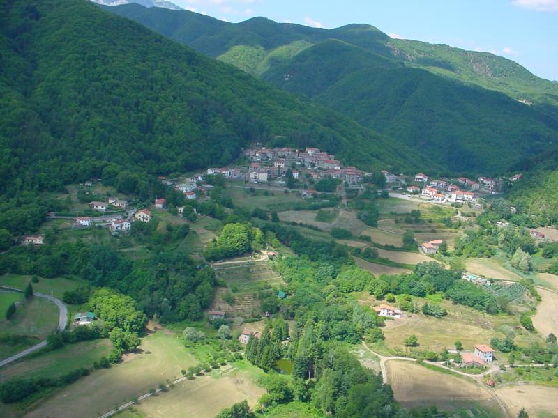 Nearby town of Casatico