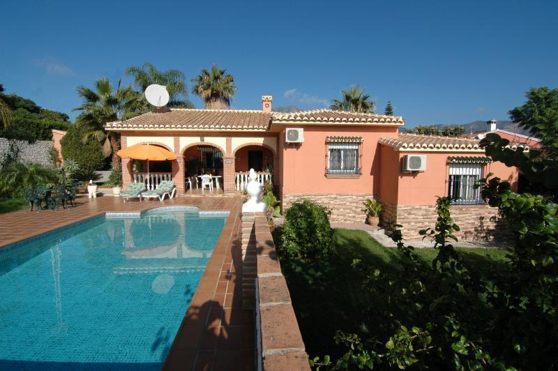 Holiday villa in Mijas for rent - Villa La Palma, vacation rental in Mijas Pueblo