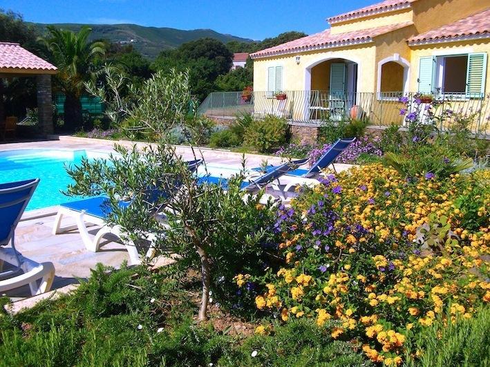 Gîtes Santa Maria - A la pointe du Cap Corse, holiday rental in Macinaggio