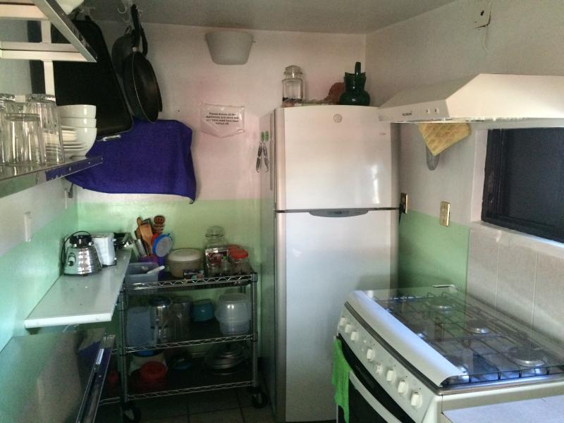 Enjoy our communal kitchen