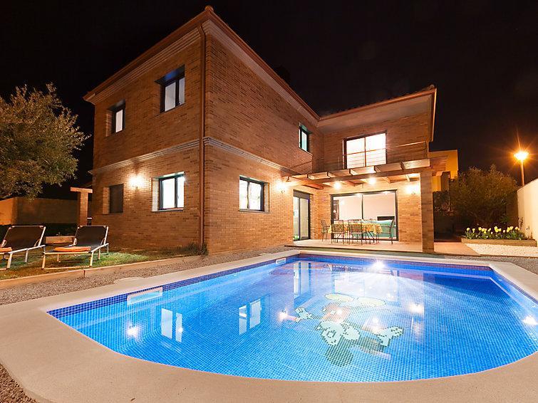 Villa o chalet Mas Trempat, holiday rental in Solius