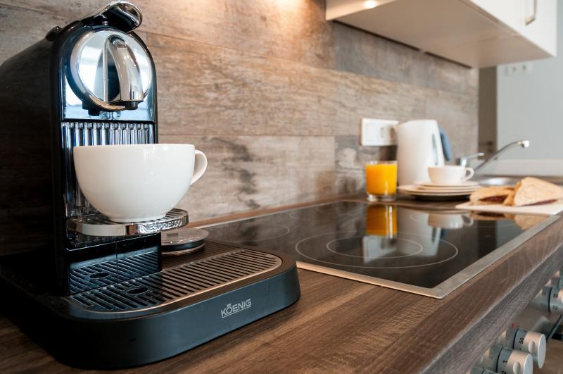 Küche: für all diejenigen, die Ihren Nespresso im Urlaub nicht vermissen wollen