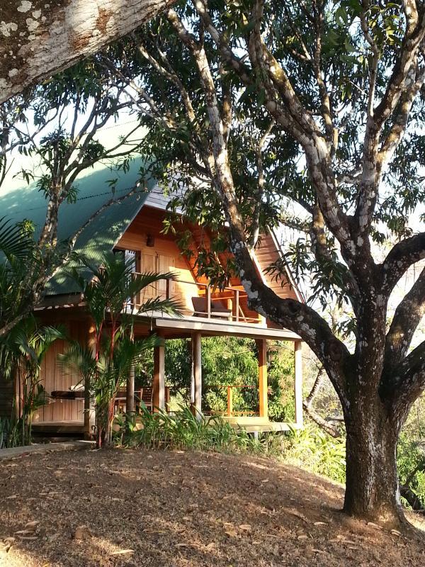 casa de los mangos; for 3 persons