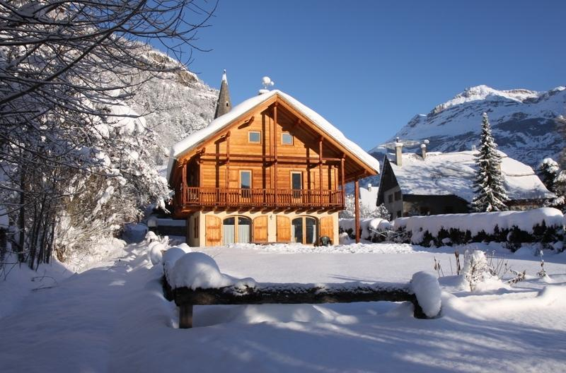Chalet Chabrand centre Vallouise