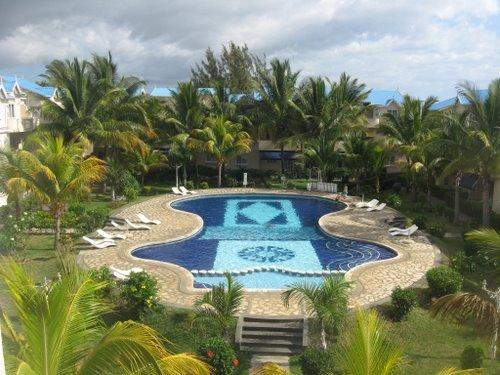Le Dattier complex Mauritius, holiday rental in Flic En Flac