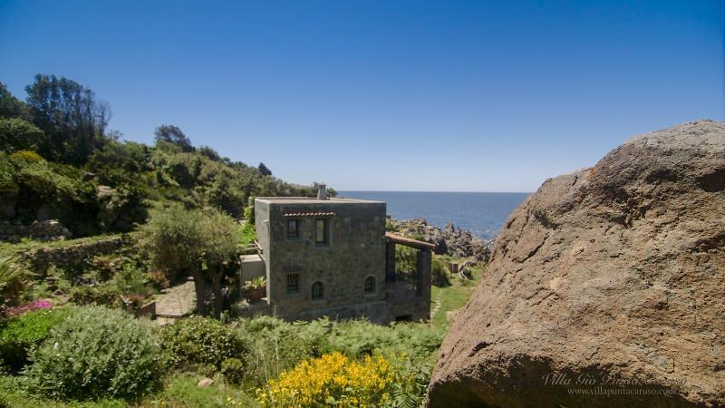 Villa Gio punta Caruso, casa vacanza a Isola di Ischia