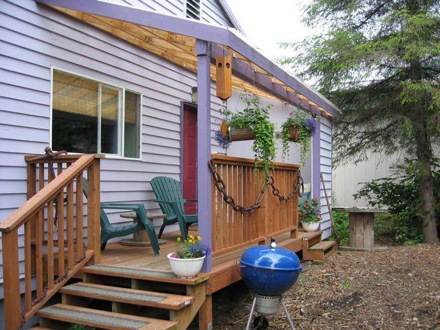 Fairweather Vacation Rentals, location de vacances à Sitka