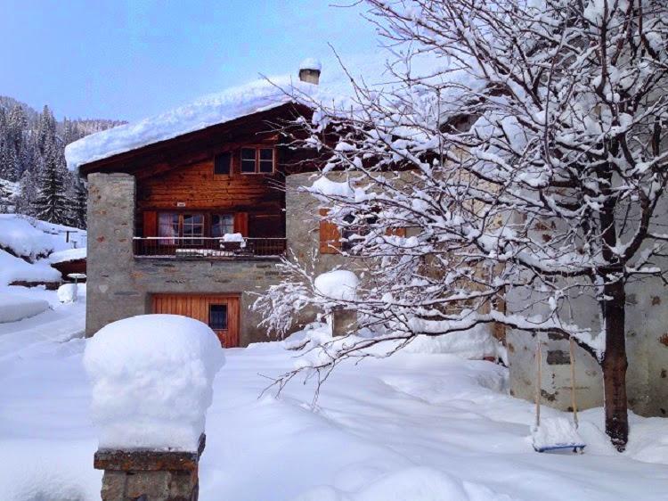 Frontsicht von Haus Nicola Winter
