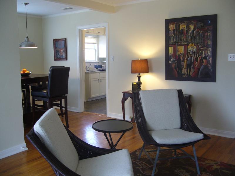 Charming Duplex Lakewood Area, Central, location de vacances à Dallas