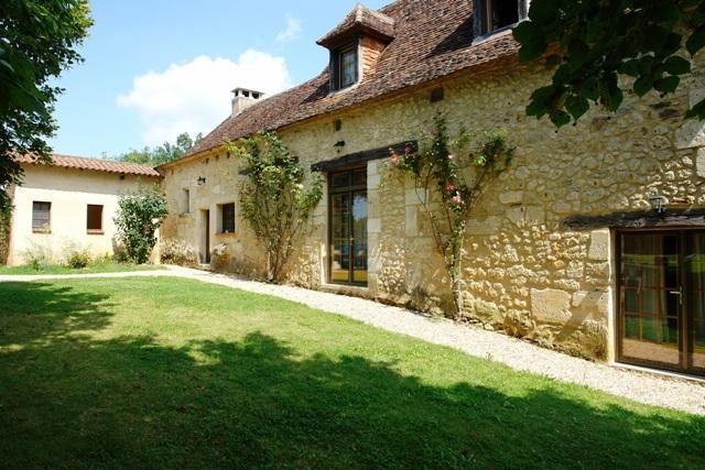 Maison Périgourdine du XVIème, holiday rental in Clermont de Beauregard