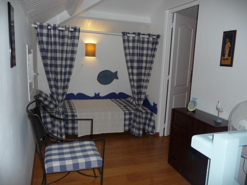 Cabina angolo-piano: 1 letto 90 cm