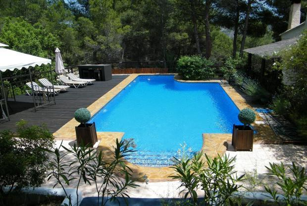 Your own private pool!