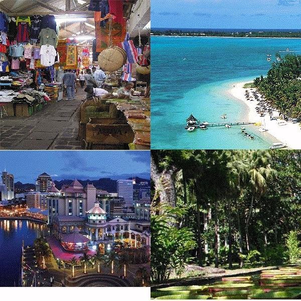Activities at less than 30 minutes by car : Port Louis market & Port, Trou aux Biches, Pamplemousses