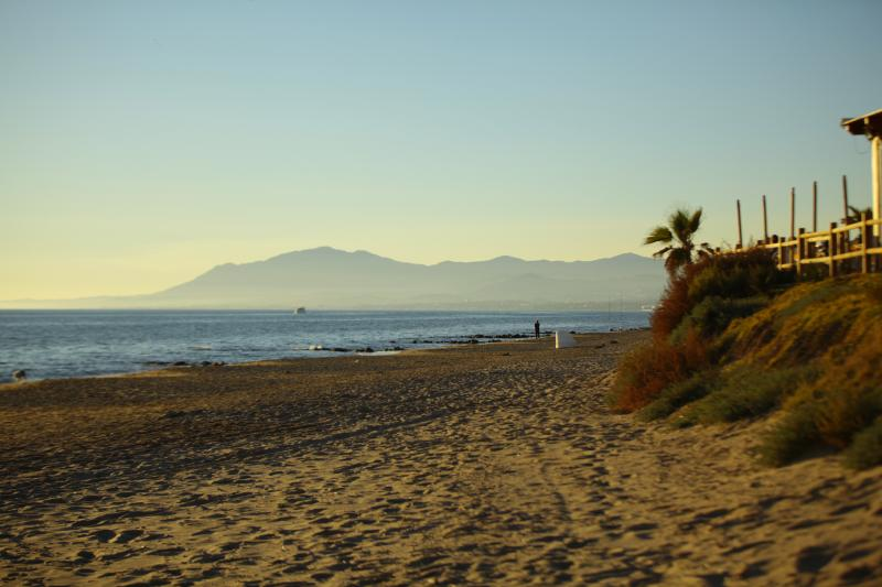 Don Carlos Beach - a 15 minute drive from the villa