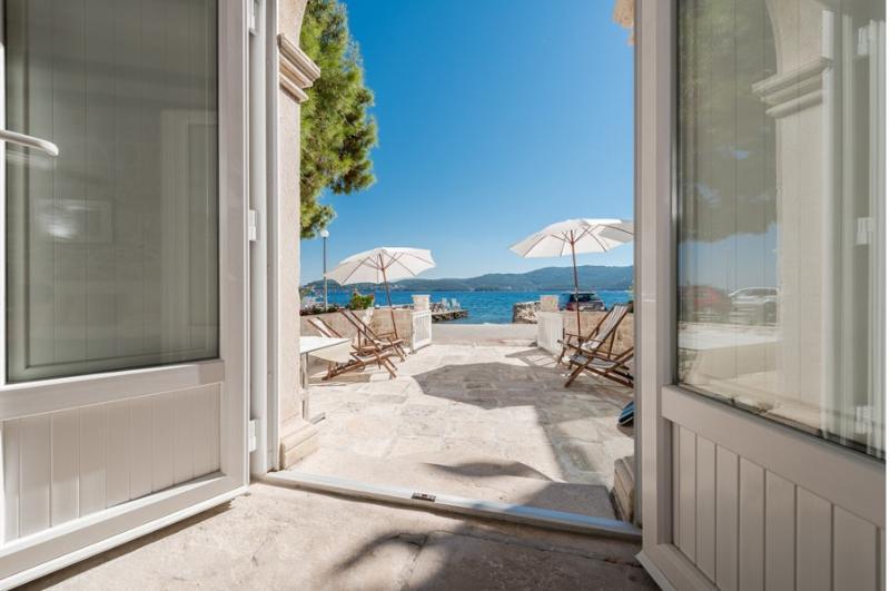 Villa des Capitaines Bed&Bike, location de vacances à Kuciste