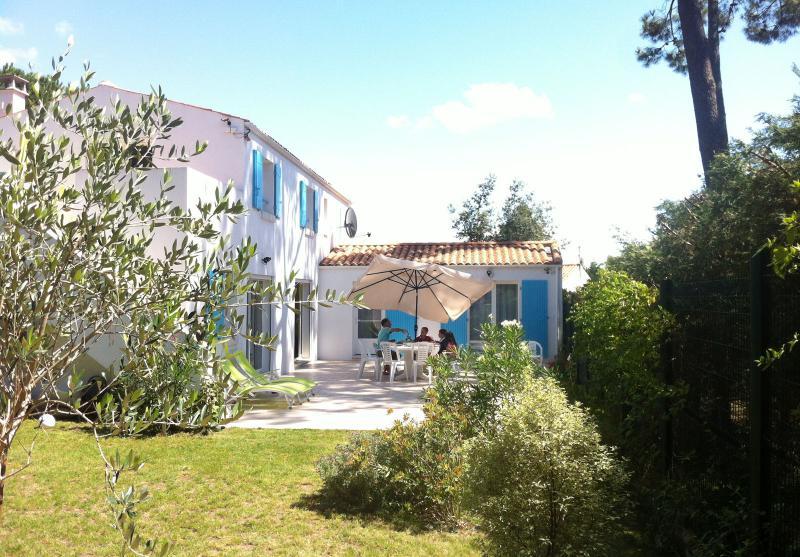 Oleron Villa, casa vacanza a Le Chateau d'Oleron