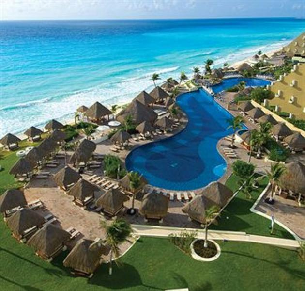 Paradisus Cancun Resort And Spa Studio Sleeps 2-4 UPDATED