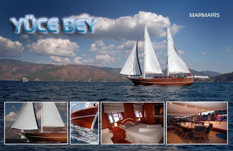 m/s YUCEBEY, vacation rental in Marmaris District