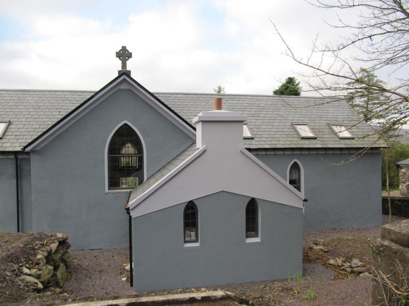 The Old Chapel, holiday rental in Waterville