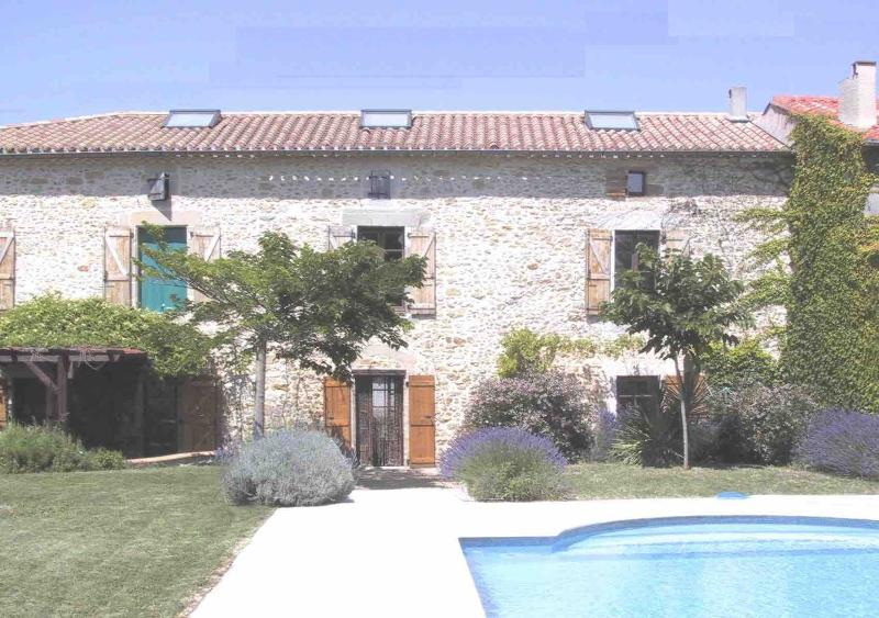 Le Presbytere Orsans, holiday rental in Aude
