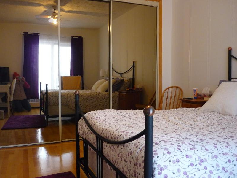 Very sunny bedroom appartment!!!, holiday rental in Terrebonne