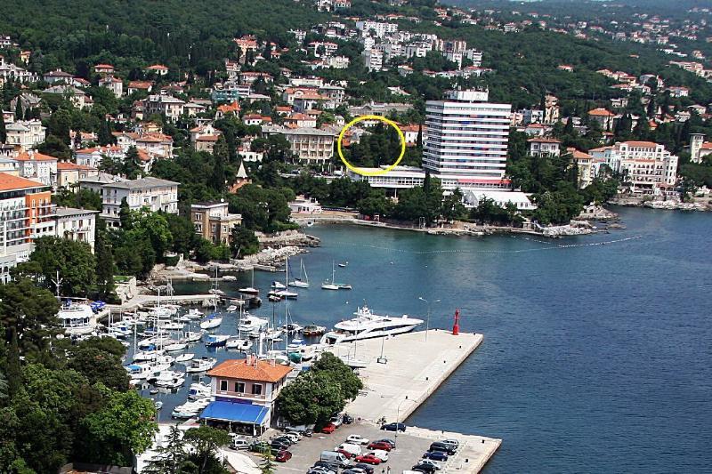 Villa Barbara, vacation rental in Opatija
