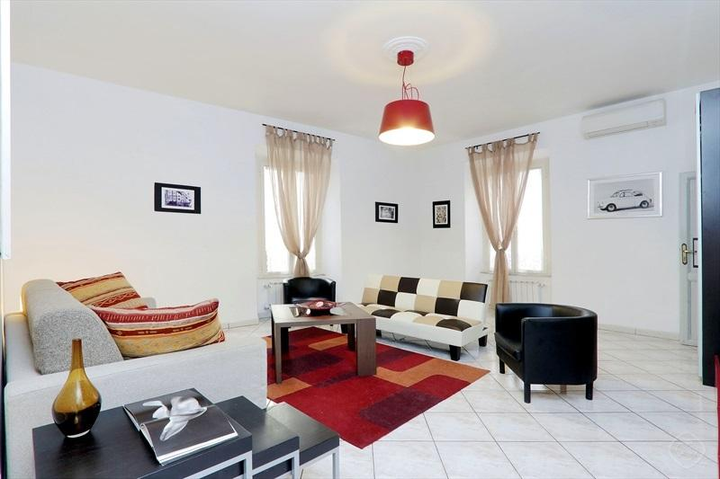 Living Room  / Third Bedroom