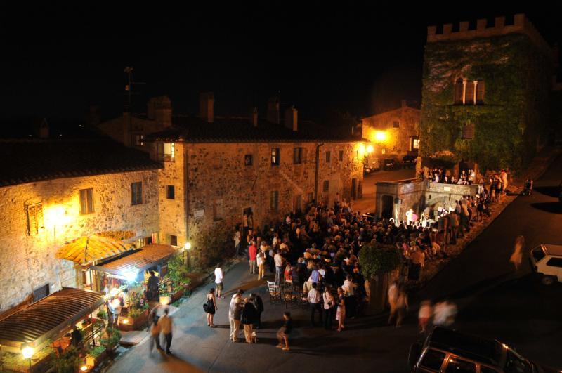 Eventos no Castello Ginori Lisci em Querceto