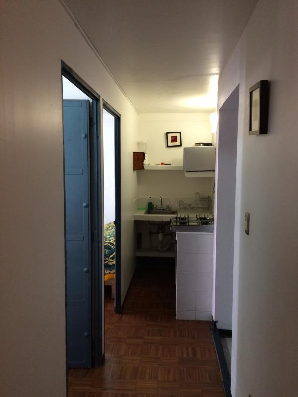 Appartement en kitchenette