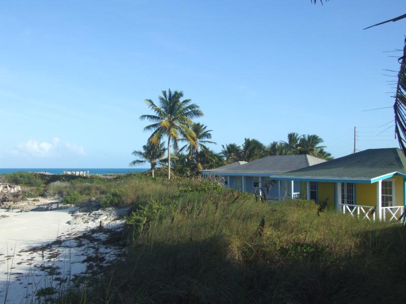 Gunhillbay Beach Villas- Yellow Cottage  #3 single, holiday rental in Little Exuma