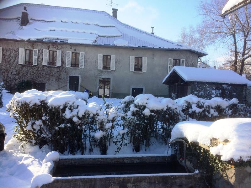Gite des Sources D'Arvey - Votre gite bien-être ensemble, aluguéis de temporada em Gilly-sur-Isere