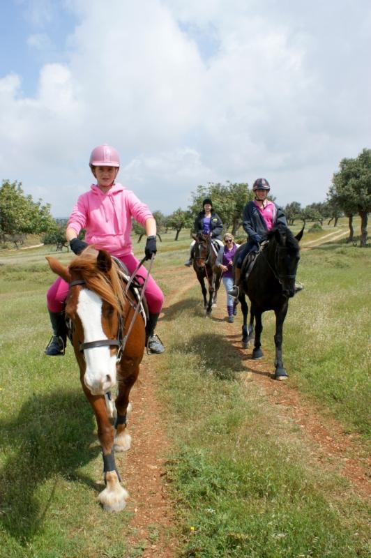 Club di equitazione Aphrodite Hills, oltre a molte altre attività popolari nel resort