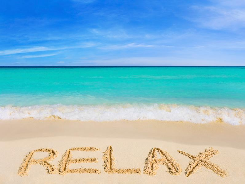 Relax at Palm Cove Beach