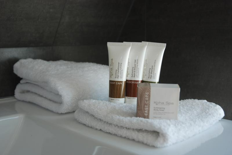 Complimentary Amenities for a day