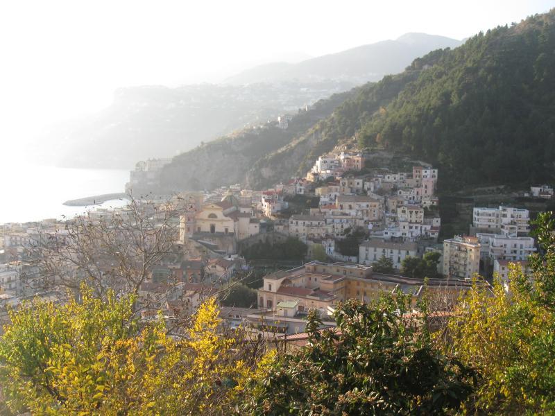 View of Maiori