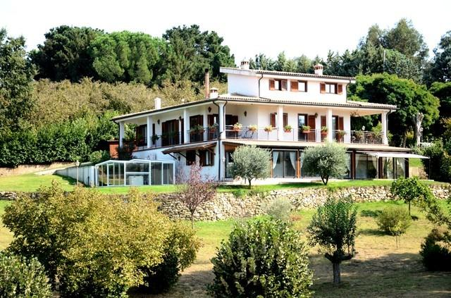 Relaxing Country House close to Rome and to many local attractions