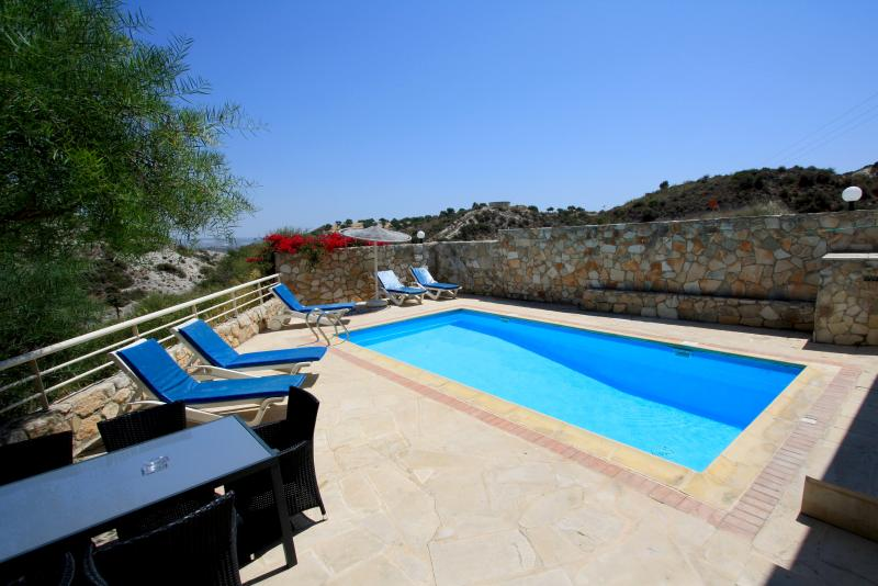 Aphrodite private pool