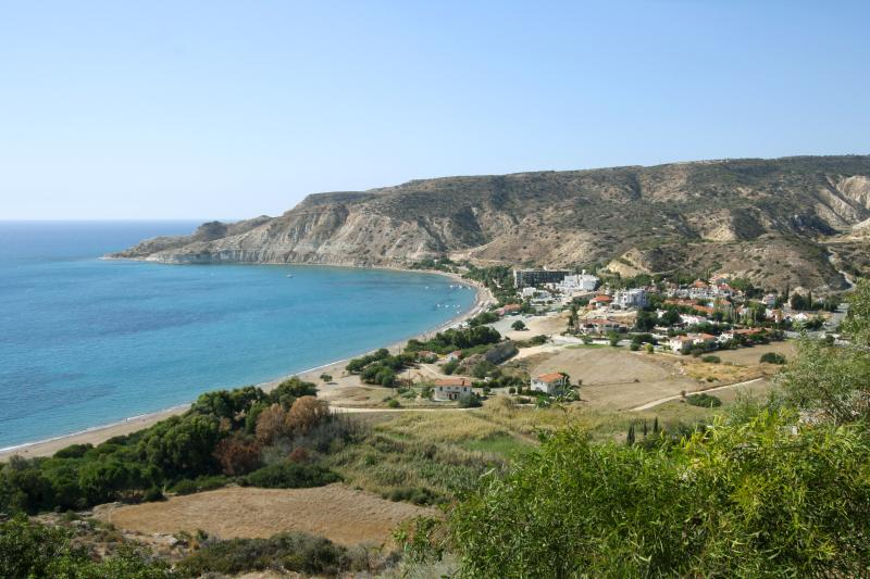 Pissouri Bay view