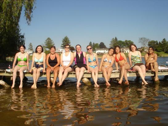 Weekend Warrior Women!