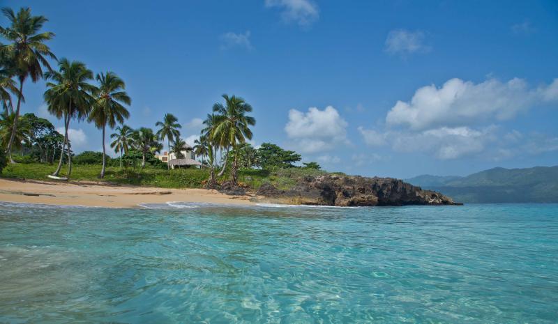 Playa Colorada beach