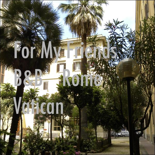 For My Friends B&B Vatican City, vacation rental in Rome