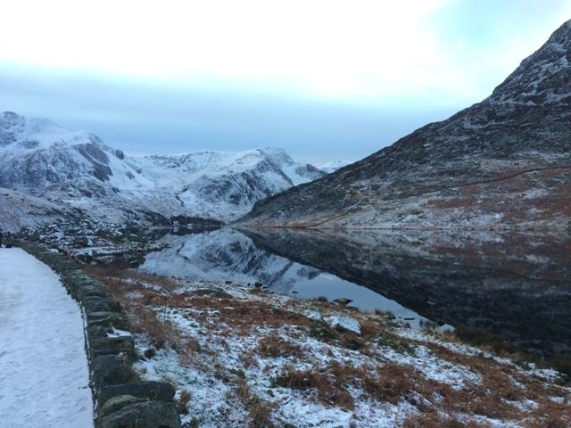 Llyn Ogwen is only 4 miles away