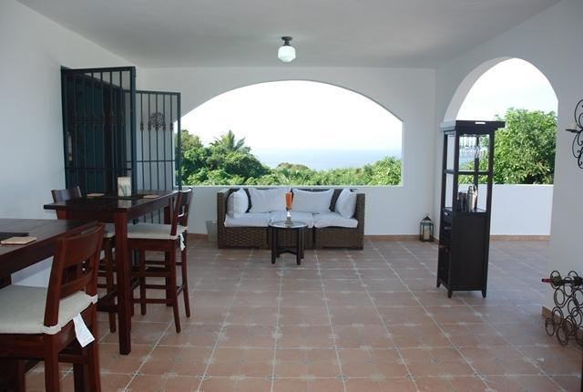 Expansive 2nd Floor Terrace