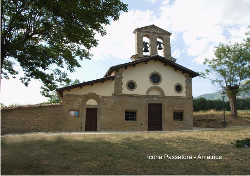 Icona Passatora, la cappella sistina della  Laga
