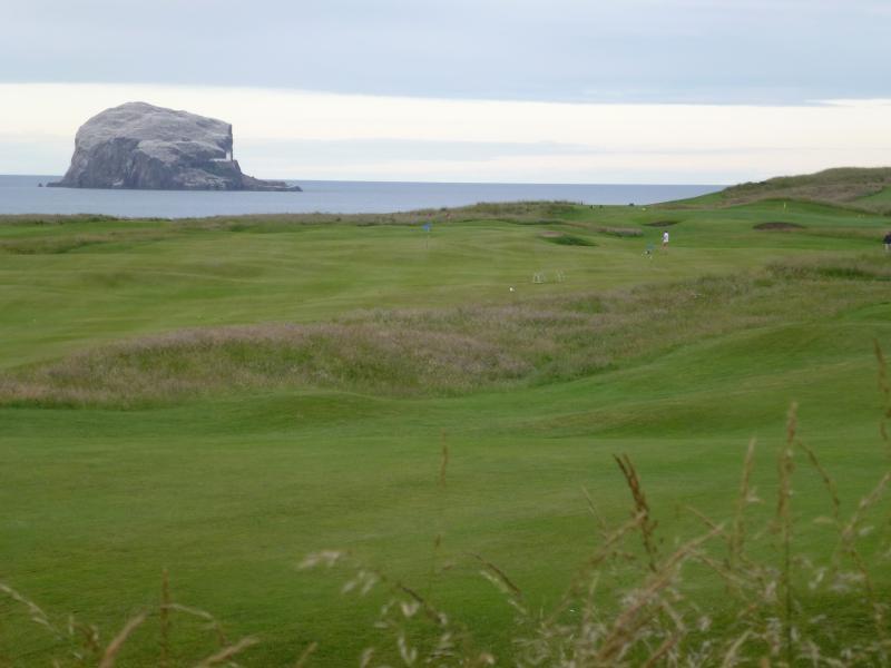 Glen Golf Course in North Berwick