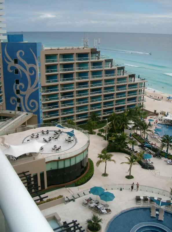 View from a Jacuzzi Suite