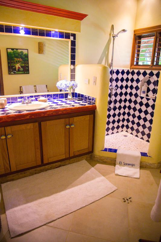 Guest Bathroom in Guest Bedroom