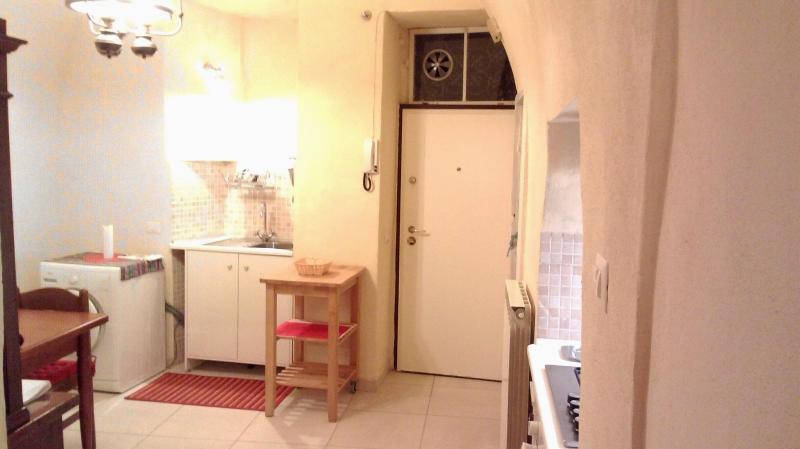 Details Wohnung Eingang.