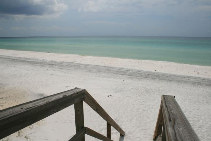 Solitude Overlooking the Gulf of Mexico